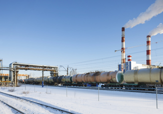 Transportation of Hydrazine to Russian Launch Sites