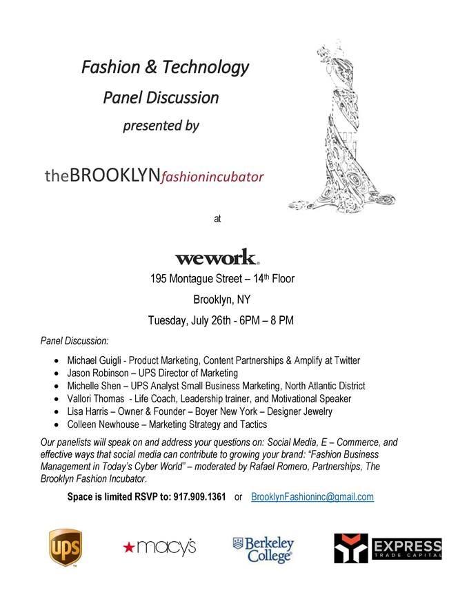 Brooklyn Incubator Poster
